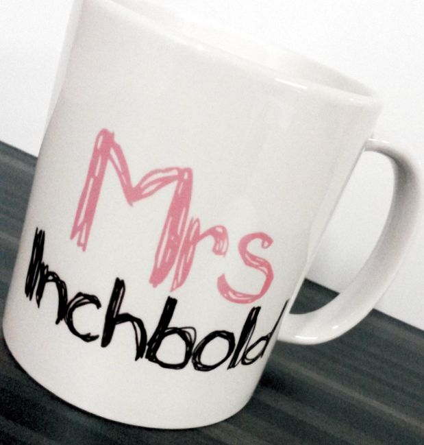 Teacher Mugs